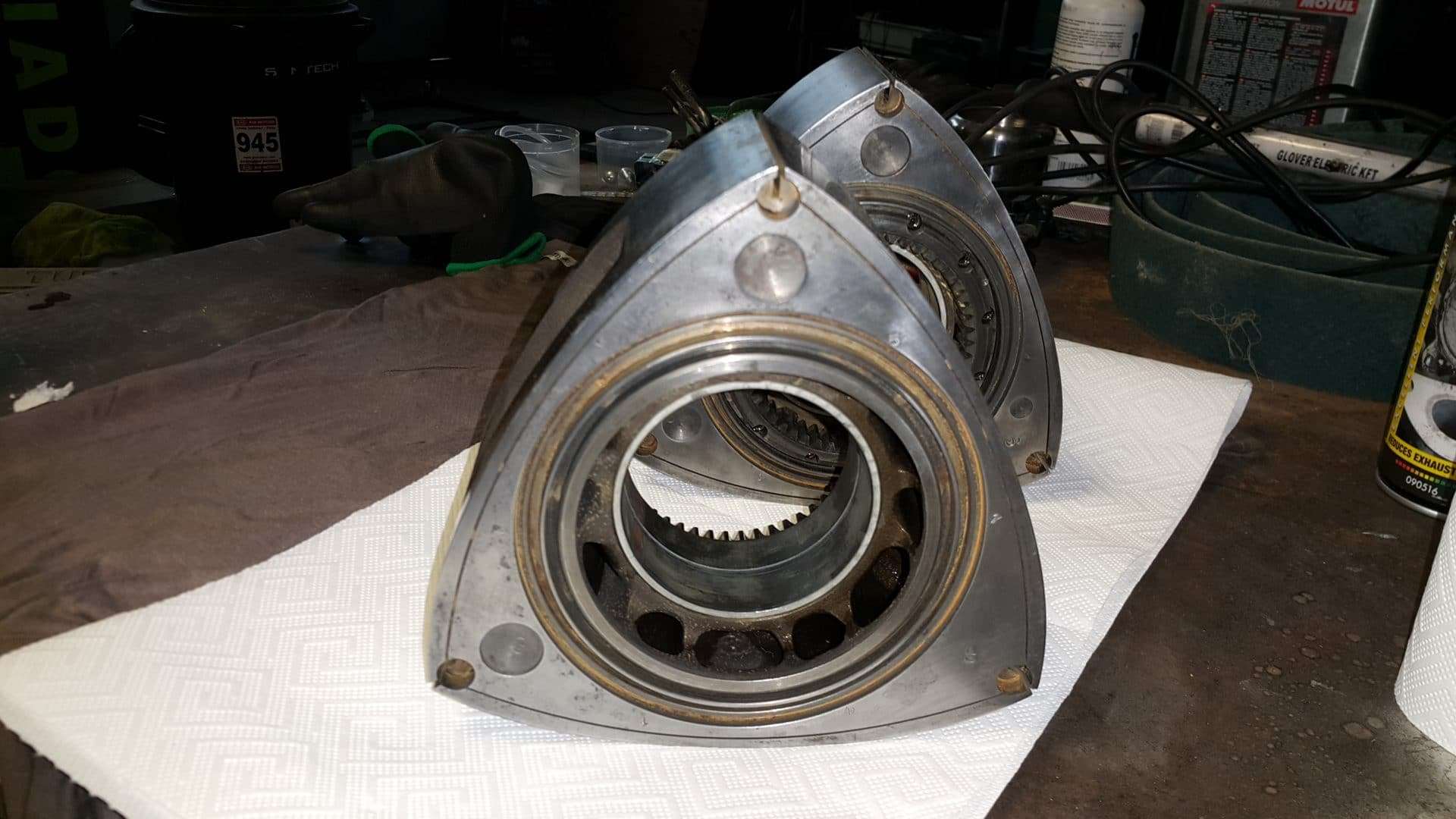 A donor-rotor